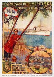 Dellepiane David - Messageries Maritimes