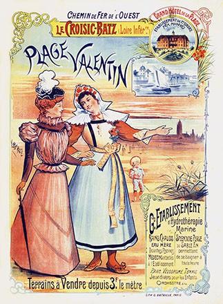 Bergè L. - Plage Valentin