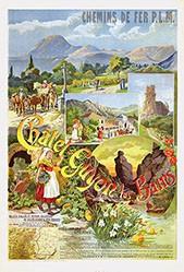 Tanconville (Henri Ganier) - Châtel-Guyon les Bains