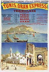 de Ochoa y Madrazo Rafael - Tunis-Oran Express