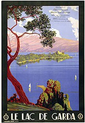 Tremator Severino - Lac de Garda