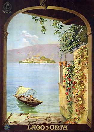 Anonym - Lago d'Orta