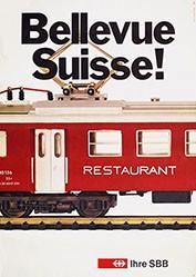 Young & Rubicam - SBB - Bellevue Suisse!