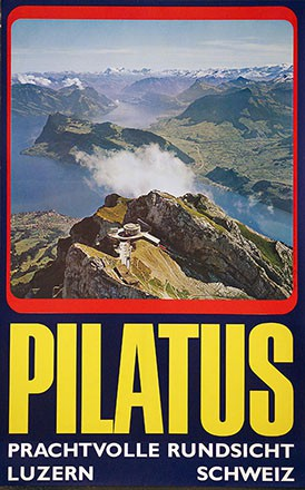 Küng Edgar - Pilatus - Luzern