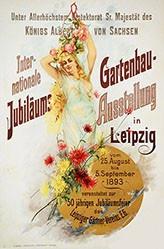Schilbach Heinrich Otto - Jubiläums Gartenbau