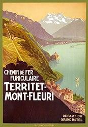 Anonym - Territet - Mont-Fleuri