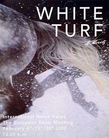 Zwimpfer / Lang - White Turf - St. Moritz
