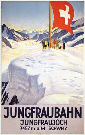 Cardinaux Emil - Jungfraubahn