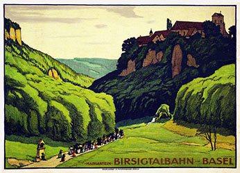 Schlatter Ernst Emil - Birsigtalbahn