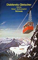Guhl Alex - Diablerets-Gletscher