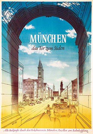 Anonym - München