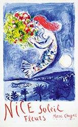 Chagall Marc - Nice
