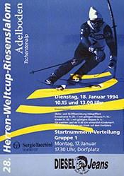 Buob und Schiess - 28. Herren-Weltcup-Riesenslalom