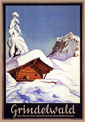 Benois di Stetto A. - Grindelwald