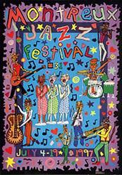 Rizzi James - Montreux Jazz Festival