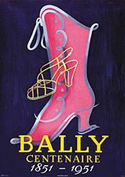 Suter Arthur - Bally - Centenaire