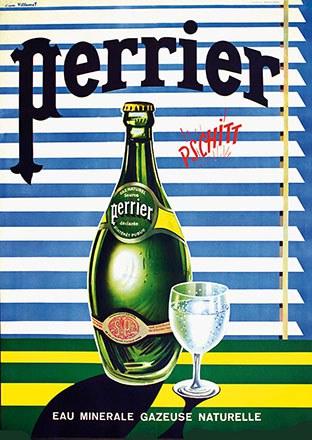 Villemot Bernard (d'après) - Perrier
