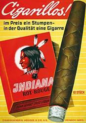Anonym - Indiana Cigarillos