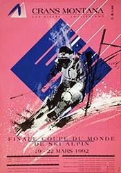 Grand Jean-Marie  - Coup du monde de ski alpin