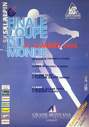 Grand Jean-Marie Atelier - Coup du monde de ski alpin