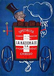 Primavesi Franco - La Nazionale