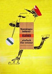 Perret Paul-André - SBB