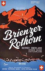 Gander Adolf - Brienzer Rothorn