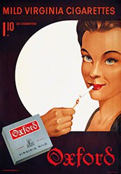 Neukomm Fred - Oxford Cigarettes