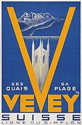 Aragon Henri - Vevey