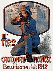 Bernasconi Fausto - Tiro Cantonale Ticinese