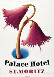 Bickel Karl - Palace Hotel St. Moritz