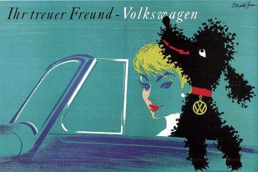 Brun Donald - Ihr treuer Freund - Volkswagen