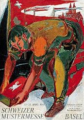 Carigiet Alois - Mustermesse Basel
