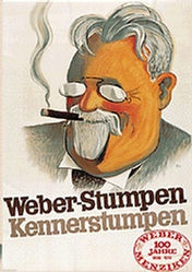 Laubi Hugo - Weber Stumpen