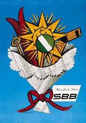 Monnerat Pierre - SBB