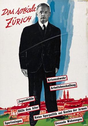 Carigiet Alois - Das soziale Zürich