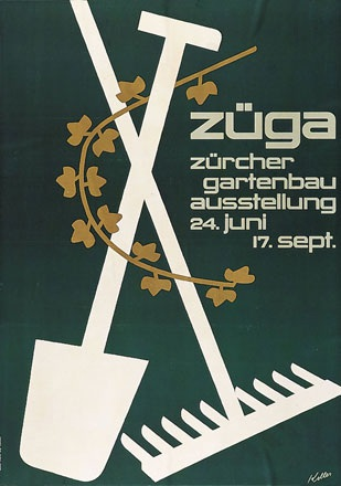 Keller Ernst - Gartenbau-Ausstellung