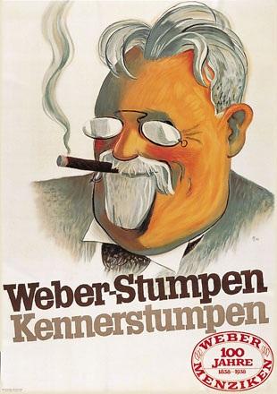 Laubi Hugo - Weber Stumpen