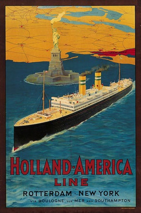 Anonym - Holland-Amerika Linie