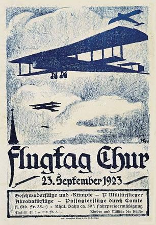 Anonym - Flugtag Chur
