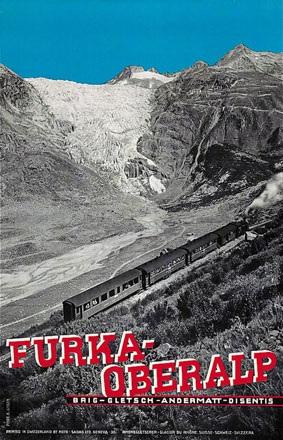 Gyger Emanuel (Photo) - Furka-Oberalp