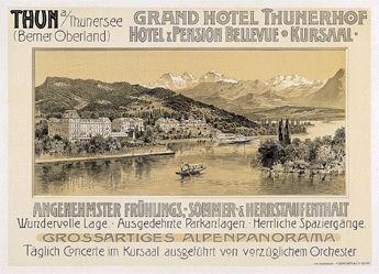 Reckziegel Anton - Hotel Thunerhof