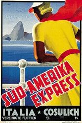 Romoli Filippo - Süd-Amerika-Express