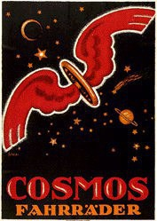 Scherer Carl - Cosmos Fahrräder