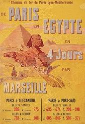 Tanconville (Henri Ganier) - De Paris en Egypte