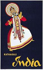 Anonym - Kathakali