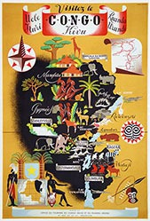 Léonard Josse - Visitez le Congo