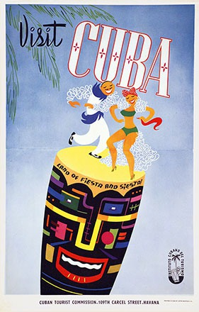 Anonym - Visit Cuba
