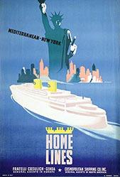 Bernazzoli Dario - Home Lines