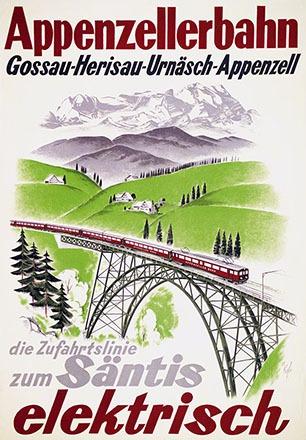 Kägler - Appenzellerbahn